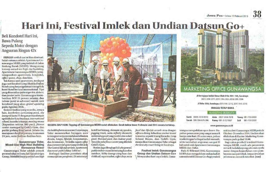 festival Imlek 2566