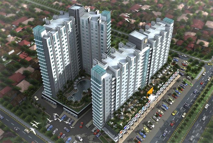 1. Metropolis Apartment