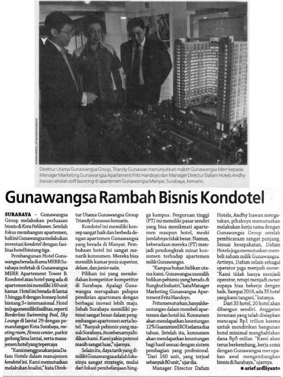 Koran SINDO, 3 mei 2014